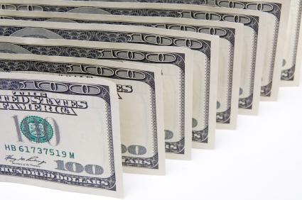 Notas de $100 com Regularidade