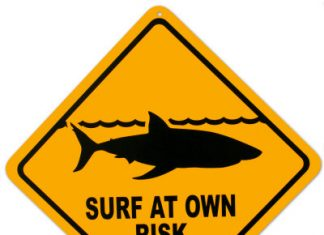 Warning: Surf at your own Risk